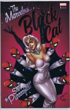 Marvelous Black Cat #1 SDCC Virgin Variant J Scott Campbell JSC SEALED GGA
