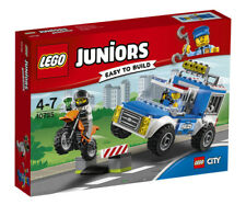 Lego Juniors City Police Truck Chase Toy (10735)