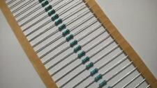 ZS67 Lot 100 pcs SEI RNM  Series Metal Film Resistor 255 Ohm 1% 1/2W Axial