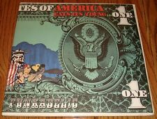 FUNKADELIC AMERICA EATS IT'S YOUNG ORIGINAL FIRST PRESS DOUBLE LP STILL SEALED!