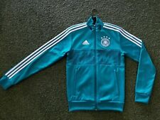 ADIDAS GERMANY 3S TRACK TOP SIZE: XS