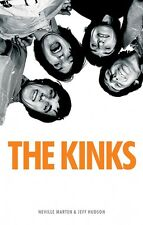 The Kinks A Very English Band Omnibus Press Book NEW 000335021