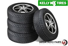 4 X New Kelly Edge A/S 235/55R17 99H Economical All Season Performance Tires