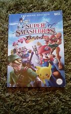 Game guide for Super Smashbros Brawl on wii