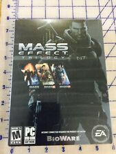 Mass Effect Trilogy PC *NEW*