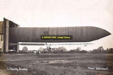 rp13948 - Lebaudy Airship at Farnborough - photo 6x4