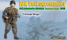 """Dragon Models Cyber Hobby 1/6 Scale 12"""" WWII German Christoph Metzger 70715"""