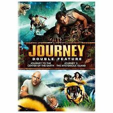 Journey To The Center Of The Earth / Mysterious Island (DVD, 2014, 2-Disc Set)