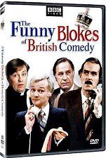 BBC AMERICA DVD  VIDEO/Funny Blokes of British Comedy // JOHN CLEESE,LENNY HENRY