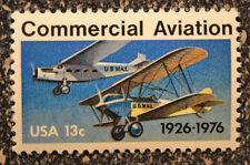 1985USA #1684 13c Commercial Aviation - Mint NH  airplane