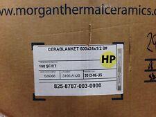 """Ceramic Fiber Blanket  1/2""""x 24""""x 600"""" 8# Dens 2400 deg"""