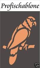 Schablone, Wandschablone, Malerschablone, Stupfschablone, Kinder, Kanarienvogel