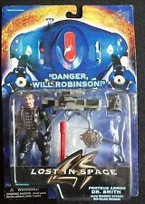 Trendmasters 1997 Lost In Space Action Figures Dr Smith Armor Mib
