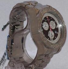 New Authentic Mens JOJO Joe Rodeo PILOT  3.15 CT.aprx.real diamond watch. JRPL2