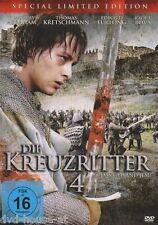 DVD * DIE KREUZRITTER 4 - Das Gewand Jesu * NEU & OVP * LIMITED PAPPSCHUBER *