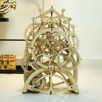 DIY Pendeluhr Mechanische Getriebe Modellbau Kits Spielzeug Geschenk für Jungen