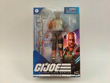 G.I. Joe Classified Series 01 Roadblock (1st version non variant) BNIB