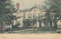 WARREN OH – Orphans Home Hand Colored Postcard – udb (pre 1908)