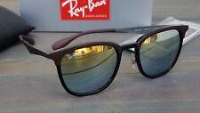 7740cf997db New Ray Ban CHROMANCE RB4278 Sunglasses Matte Cherry+Black w  Green Gradient