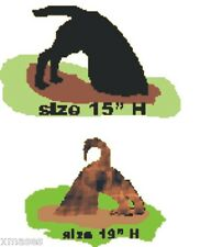 3D DOG DIGGERS woodworking pattern, plan (DD103) 2 in this set (patternsrus)