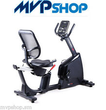 CYCLETTE RECUMBENT TOORX BRX R 300 HRC ELETTROMAGNETICA CON RICEVITORE WIRELESS