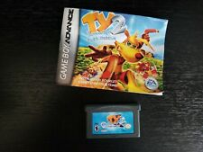 Ty the Tasmanian Tiger 2: Bush Rescue (Nintendo Game Boy Advance, 2004) -...