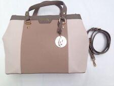 LLiu Jo Damen Handtasche beige/braun/grau N16244E0087-A3073
