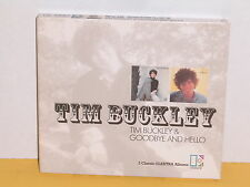 CD - TIM BUCKLEY - TIM BUCKLEY & GOODBYE AND HELLO