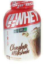 Pro Supps PS WHEY PROTEIN 5 lbs, 68 Servings BUILD MUSCLE CHOCOLATE MILKSHAKE