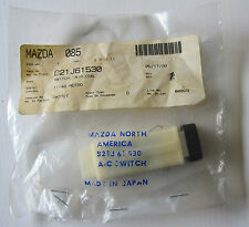 Mazda OEM B21J61530 Air Conditioning A/C Dash Switch! NOS 1997 1998 Protege