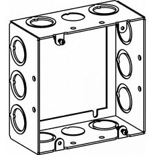 Orbit 5SDB-MKO-EXT 5 Inch Square Extension Box 2.13 Inch Deep MKO