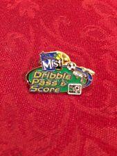 Sierra Mist Dribble Pass & Score Soccer Pin
