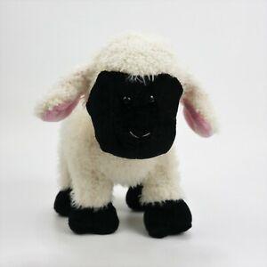 Ganz Webkinz Sheep with Black Face No Code Soft for Baby