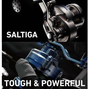 Daiwa 15 SALTIGA 35NL-SJ 5.1 Left Baitcasting Reel for Jigging New F/S