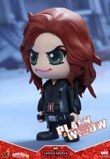 Captain America Civil War Hot Toys Black Widow Cosbaby Figure Marvel Comics New