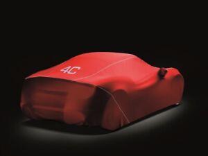 Alfa Romeo 4c indoor Car Cover - Red - Great Condition ✅