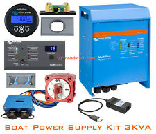 VICTRON ENERGY 3KVA - 12V BOAT POWER SUPPLY KIT FREE EU Delivery