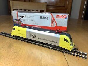 Piko HO Gauge 57490 Siemens Dispolok HWB DB BR ES64 Electric Loco ES64 U2 - 033