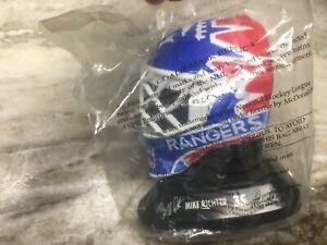 1996 Mike Richter New York Rangers McDONALDS Hockey Mini Goalie Mask Helmet