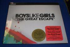 The Great Escape Boys Like Girls~NEW~Ringle CD Single & Ringtone~FAST SHIPPING!
