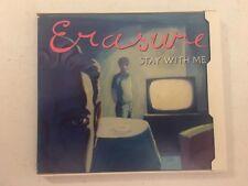 Erasure Stay With Me Maxi Single CD 1995 Elektra