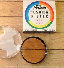77 mm Filtre Toshiba A81 (85C) Orange