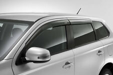 2018 - 2020 MITSUBISHI OUTLANDER RAIN GUARDS / WIND DEFLECTORS