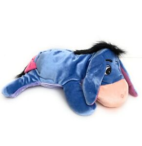Fisher Price 2001 Soft N' Silly Floppy Eeyore Plush Toy~14 inches~Clean!