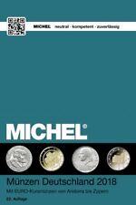 Michel Münzen-Katalog Deutschland 2018