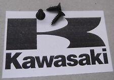 Genuine Kawasaki KLF300 Phillips C/hundido S/Tapping Screw 3x10mm 92009-1680 3-Pack