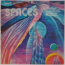 LARRY CORYELL: Spaces 1974 Kraut Jazz Rock CHICK COREA Vinyl LP NM-