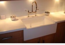 Baby Belfast Butler Ceramic White Sink -Ideal For Small Spaces - Only £89.99