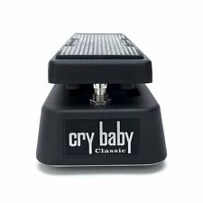 Dunlop GCB95F Cry Baby Classic Fasel Inductor Wah Guitar Effects Pedal