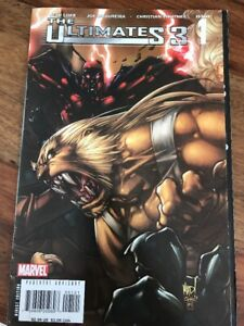 Comics US MARVEL THE ULTIMATES 3 / Numeros 1-2-3